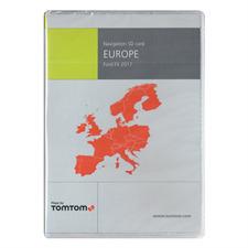 Tele Atlas Europa - Travel Pilot FX für FORD (1 x SD mit 8GB / 2017)