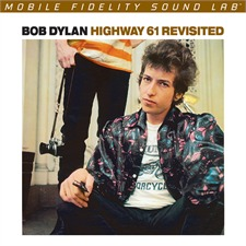 Bob Dylan: Highway 61 Revisited - Doppel-LP (2 x 180 Gramm Vinyl / Gatefold LP / Mobile Fidelity Sound Lab / neu & original verschweißt / MFSL 2-422)