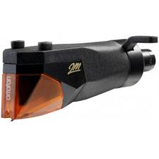 Ortofon 2M Bronze PnP - MM-Tonabnehmer für Plattenspieler (bronzefarben / Moving Magnet / Plug-and-Play Headshell mit integriertem Tonarm / für mittelschweren Tonarm)