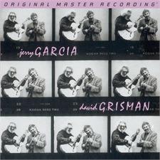 Jerry Garcia & David Grisman: Jerry Garcia / David Grisman - Doppel-LP (2 x 180 Gramm Vinyl / Gatefold LP / Original Master Recording / Mobile Fidelity Sound Lab / neu & original verschweißt / MFSL 2-430)