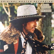 Bob Dylan: Desire - Doppel-LP (2 x 180 Gramm Vinyl / Gatefold LP / Original Master Recording / Mobile Fidelity Sound Lab / neu & original verschweißt /  MFSL 2-416)