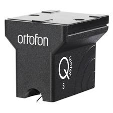 Ortofon MC Quintet Black S - MC-Tonabnehmer für Plattenspieler (schwarz / Low-Output Moving-Coil / für mittelschweren Tonarm)