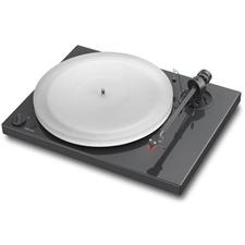 Pro-Ject Xpression III Comfort - Plattenspieler inkl. Tonarm + Ortofon MM-Tonabnehmer 2M Red (Hochglanz schwarz)