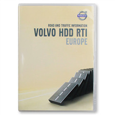 VOLVO / NAVTEQ Europa - RTI (MMM+) - HDD Navigation (2 DVD) 2018 für VOLVO