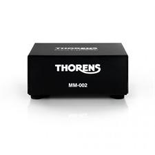 THORENS MM-002 - Phono-Vorverstärker (für MM-Systeme / stabiles Metallgehäuse / schwarz)
