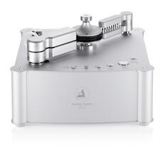 Clearaudio Double Matrix Professional Sonic - Schallplattenwaschmaschine in Aluminium silber