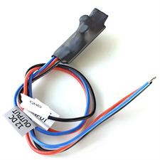 Ampire AC-PNF-RVC - Signalfilter für Rückfahrkameras (speziell für Nachrüst-Rückfahrkameras an getaktete Rückfahrleuchten / Canbus)