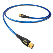 Nordost Blue Heaven - USB 2.0 Kabel (USB A auf USB B / 1,0 m / blau)