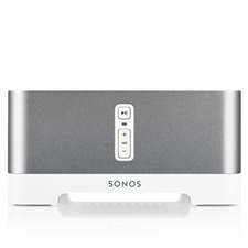 SONOS Connect:Amp - Streaming System Wandler (grau / Aluminiumgehäuse / Wireless / 2,3 kg / 1 Stück)