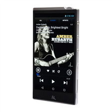 Acoustic Research AR-M2 - portable hi-fi high-resolution music player (incl. integrated headphone amplifier / DAC / 64GB / DSD / DXD / FLAC / 5