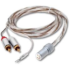 Pro-Ject Connect it 5P-E - Kabel (RCA auf Tonarmstecker / 1,23 m)