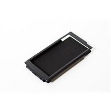 Acoustic Research AR-LCM20 - Ledertasche für AR-M20 aus hochwertigem Leder (verbesserter Schutz / Zugriff auf externe Tasten, Touchscreen und Input/Output-Ports / schwarze Ausführung)