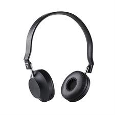 Aëdle VK-1 CARBON - High End On-Ear-Kopfhörer (Aluminium Klasse 6000 / schwarzes Lammleder)