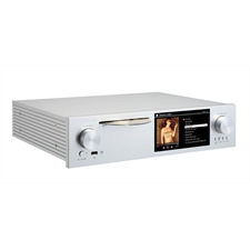 Cocktail Audio X50 without hard drive (silver / All-in-One HD music server / DAC / preamplifier with XLR / Phono Pre)