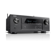 DENON AVR-X3300W - 7.2 channel AV receiver (7 x 180 W-channel full 4K ultra HD / WLAN / Bluetooth / 8 x HDMI inputs (1 on the front) / full video editing / black)