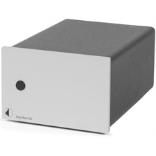 Pro-Ject Amp Box DS - Stereo Endverstärker (silber)