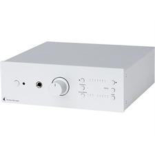 Pro-Ject Pre Box DS2 digital - Vorverstärker (Phono / Digital / Line Eingänge / silber)