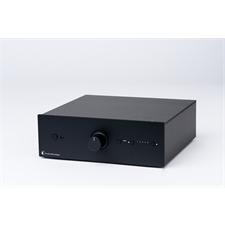Pro-Ject Pre Box DS2 analogue - audiophiler Stereo-Vorverstärker mit fünf analogen Eingängen (schwarz)