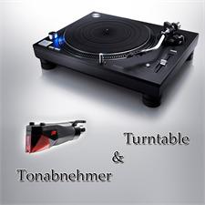 Technics + Ortofon PAKETANGEBOT: TECHNICS - Grand Class SL-1210GR - Plattenspieler (schwarz) + ORTOFON - 2M Red PnP - MM-Tonabnehmer