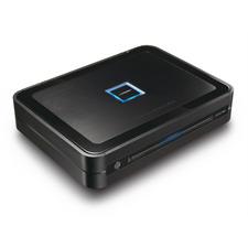 ALPINE PDX-V9 - 5-Kanal Digital-Verstärker (4 Kanal + 1 Kanal Mono / schwarz)
