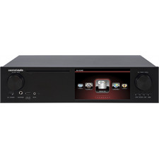 Cocktail Audio X35 ohne Festplatte (schwarz / All-in-One HD Musikserver mit Verstärker/CD-Ripper/DAC/DAB+/FM /DSD/PCM/FLAC/MM-Phonoeingang/TIDAL /Qobuz/Highres-Audio)