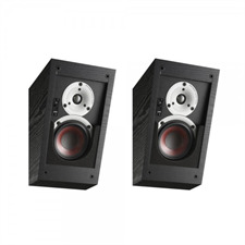 DALI Alteco C-1 - Mehrzwecklautsprecher (schwarz / ideal für Dolby Atmos und Auro-3D / Wand- und Deckenmontage / 1 Paar)