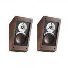 DALI Alteco C-1 - Mehrzwecklautsprecher (Walnuss / ideal für Dolby Atmos und Auro-3D / Wand- und Deckenmontage / 1 Paar)