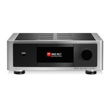 NAD M17 - 7.1 AV-Prozessor-Vorverstärker (Teil der NAD Masters-Serie / perfekt für Surround-Erlebnis / inkl. hochwertiger Systemfernbedienung HTRM2 in Metallausführung)