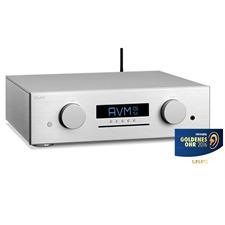 AVM EVOLUTION CS5.2 - All-In-One Gerät (Streaming / CD-Receiver / 2 x 330 Watt / silber)