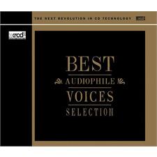 Best Audiophile Voices Selection (1 x XRCD2 Audio CD / JVC Mastering Center / neu & original verschweißt / XRCD PR 27978)