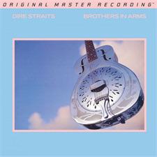 Dire Straits: Brothers In Arms - Doppel-LP (2 x 180 Gramm Vinyl / Gatefold LP / Original Master Recording / Mobile Fidelity Sound Lab / neu & original verschweißt / MFSL 2-441)