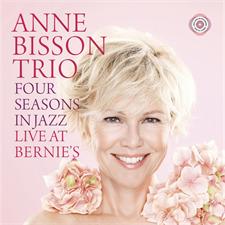 Anne Bisson Trio: Four Seasons in Jazz (Live at Bernie's) - Doppel-LP (2 x 180 Gramm Vinyl / Gatefold LP / Original Master Recording / Mobile Fidelity Sound Lab / neu & original verschweißt / BMS-DD 101-45)