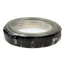Elipson Mini Roll - flexibles Lautsprecherkabel-Spule (10 m / grau / OFC / 2 x 1,5qmm)