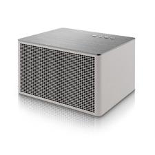 Geneva Acustica - aktiver HiFi Lautsprecher (Bluetooth / AUX / USB / weiß)