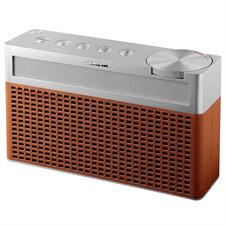 Geneva Touring/S - portabler Bluetooth-Lautsprecher (FM / DAB+ / Bluetooth / cognac)
