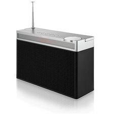 Geneva Touring/L - portabler Bluetooth-Lautsprecher (FM / DAB+ / Bluetooth / schwarz)