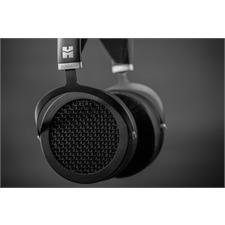 HiFiMAN SUNDARA - offener magnetostatischer Kopfhörer (High End Premium Kopfhörer / inkl. austauschbarer Anschlusskabel / schwarz)