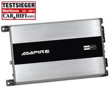 Ampire MBM500.1-3G - Monoblock Endstufe (500 Watt RMS / 1000 Watt max)