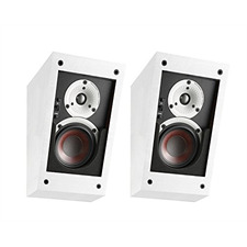 DALI Alteco C-1 - Mehrzwecklautsprecher (weiß / ideal für Dolby Atmos und Auro-3D / Wand- und Deckenmontage / 1 Paar)