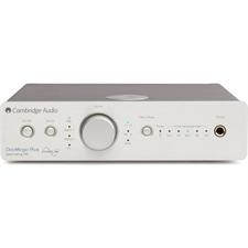 Cambridge Audio DacMagic Plus - Digital/Analog-Wandler + Vorverstärker (silber / 24 Bit/384 kHz)