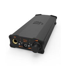 iFi-Audio micro iDSD Black Label - portabler D/A-Wandler & Kopfhörerverstärker (Hi-Res / USB / DSD / DAC / schwarz)