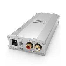 iFi-Audio Micro iPhono2 - kompakter Phono-Vorverstärker (MM / MC / Class A / silber)