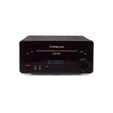 Cambridge Audio ONE - Komplett-Musiksystem (30 Watt RMS / schwarz)