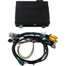 CAS V6-MIB - v.LOGiC Kamera-Interface (dynamische Parklinien / passend für VW/AUDI/PORSCHE MIB Systeme / Plug&Play / schwarz)