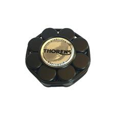 THORENS Stabilizer - Schallplattenauflagegewicht (für Plattenspieler / in schwarz / wird in Holzbox geliefert)