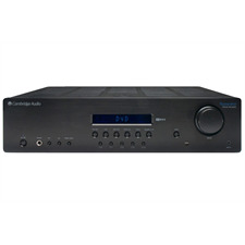 Cambridge Audio Topaz SR10 V2 - FM/AM-Stereo-Receiver (85 Watt / 8 Ohm / schwarz)