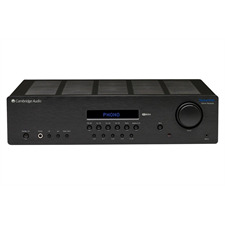 Cambridge Audio Topaz SR20 - digitaler Stereo-Receiver (100 Watt / 8 Ohm / schwarz)