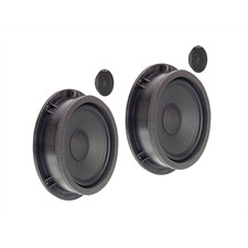 ALPINE SPC-100AU - 2-Wege High-End Front-Komponenten-Lautsprechersystem für Audi A4, A5 und Q5 (Premium Sound-Upgrade / Plug & Play)