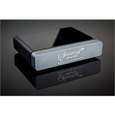 Sieveking Sound Quantum Noise Resonator - Quantenrausch-Resonator bzw. Stromaufbereiter (hergestellt von Telos Audio / zur speziellen Stromaufbereitung / inkl. 4 x Elastomerpuffer)