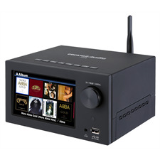 Cocktail Audio X14 - All–in–One HD Musikserver (schwarz / Audioserver / Streamer / revolutionäres Hi-Res Hi-Fi System)